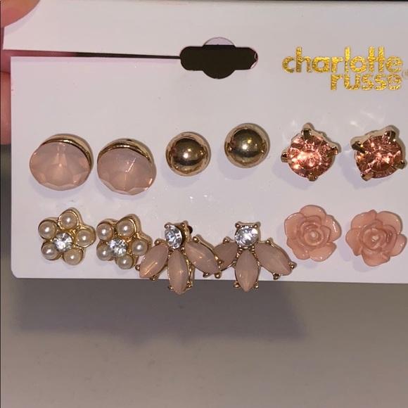 Jewelry - Charlotte Russe Earrings